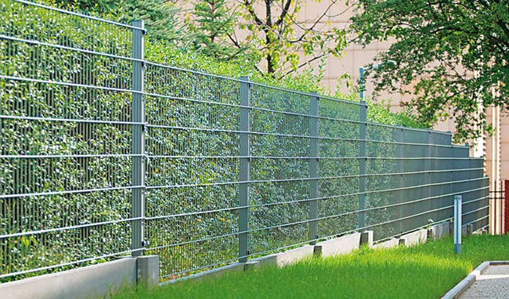 Sistemi di recinzione residenziali e industriali a Treviso